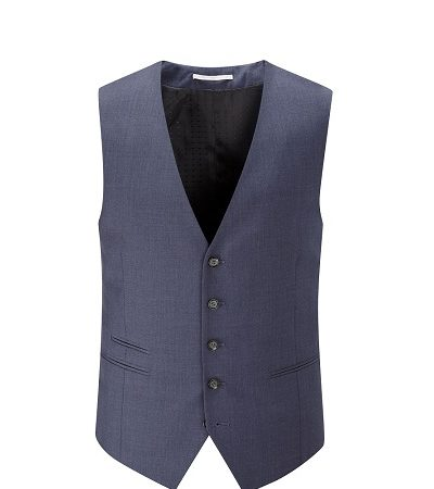 Indigo waistcoat 2